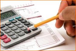 Расчеты налогаа
